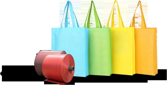 Woven Bags & Fabrics